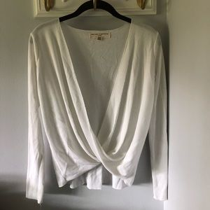 White Urban Outfitters Surplus Sweater